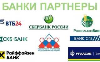 Банкипартнеры сбербанка россии