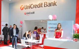 Какие банки являются партнерами юникредит банка