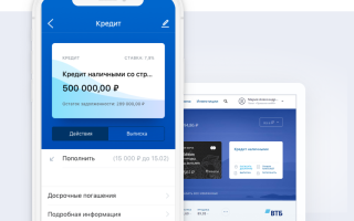 Кредиты на официальных сайтах банков