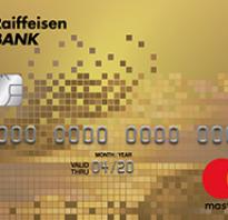 Золотая карта райффайзенбанк преимущества для владельцев