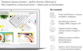 Возможности интернет банка райффайзен rconnect